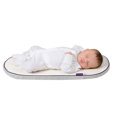 Clevafoam Moses/Pram Mattress 66 x 28 cm - Happy Baby