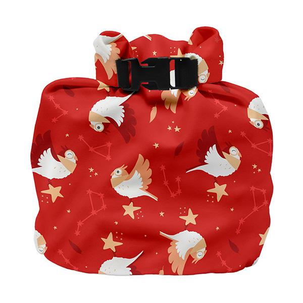 Bambino Mio Wet Nappy Bag - Happy Baby