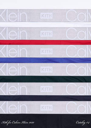 Kith for Calvin Klein 2020 Catalog
