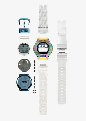 Kith for G-Shock GM-6900 10 Year Anniversary