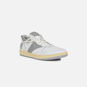 Rhude Rhecess Low - White / Grey