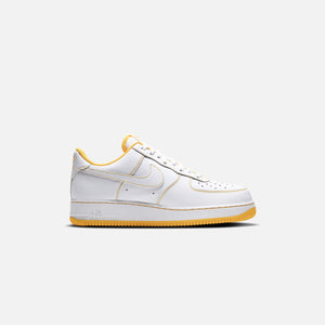 Nike Air Force 1 '07 - White / Laser Orange