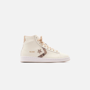 Converse Pro Leather High - Egret / Nomad
