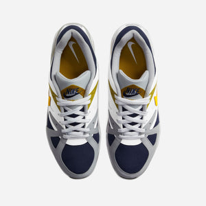 Nike Air Max Structure Triax 91 - Midnight Navy / Dark Citron / Light Smoke Grey