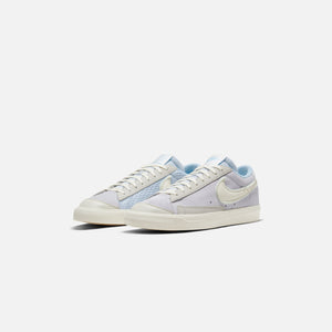 Nike x NBHD Blazer Low 77 Vintage - Football Grey / Sail