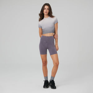 Kith Women Jen Biker Shorts - Monsoon