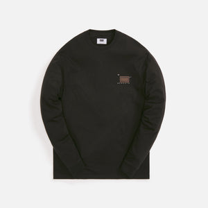 Kith Treats 80 Anatomy L/S Tee - Kindling