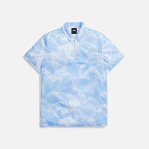 Kith Devoe Zip Up Shirt - Summit