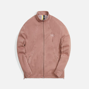 Kith Windsor Panelled Track Jacket - Dusty Mauve