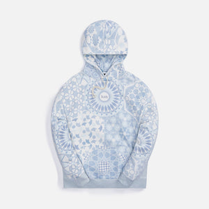 Kith Moroccan Tile Williams III Hoodie - Avalanche