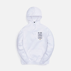 Kith for The Notorious B.I.G Life After Death Hoodie - White
