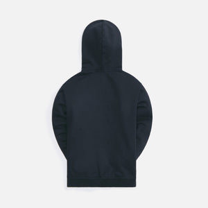 Kith for HBO Rainbow Logo Vintage Hoodie - Black