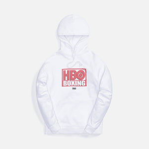 Kith for HBO Boxing Vintage Hoodie - White