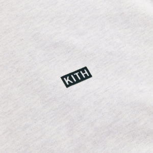 Kith Lax L/S - Heather Oatmeal