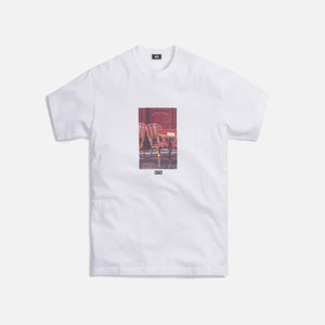 Kith Paris Cafe Tee - White