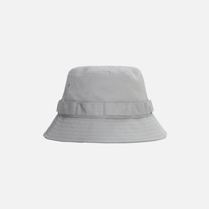 Kith Serif Bucket Hat - Light Heather Grey