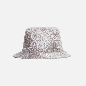Kith for New Era & New York Yankees Moroccan Tile Bucket Hat - Pink / Multi