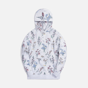 Kith Botanical Floral Williams III Hoodie - Light Heather