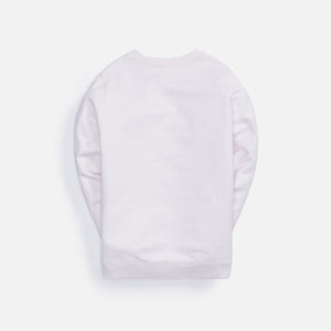Kith Kids Sunwashed Classic Crew - Pink