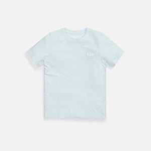 Kith Kids Sunwashed Classic Tee - Teal