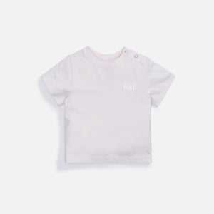 Kith Kids Baby Sunwashed Classic Tee - Pink