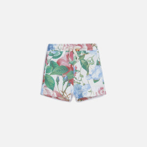 Kith Kids Baby Floral Shorts - Tofu Multi
