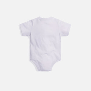 Kith Kids Baby Classic Serif Onesie - Lavender