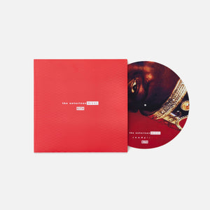 Kith for The Notorious B.I.G Notorious Slipmat - Red
