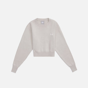 Kith Women Mica Cropped Sweater - Pyramid