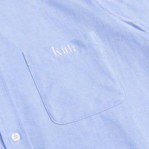 Kith Women Ora Oxford Shirt - Chalk