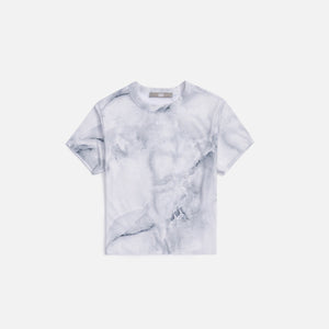 Kith Women Marble Mulberry Tee - Carrara