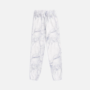 Kith Women Marble Chelsea Interlock Sweatpant II - Carrara