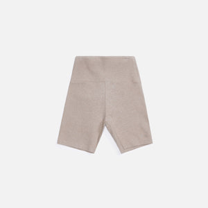 Kith Women Jen Biker Shorts - Coffee Heather