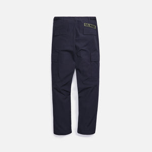 Maharishi Modified Jungle Cotton Poplin Cargo Pants - Black
