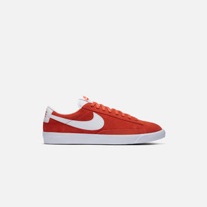 Nike Blazer Low Suede - Mantra Orange / White