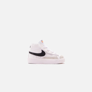 Nike Toddler Blazer Mid `77 - White / Black / Total Orange