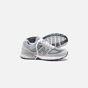 New Balance 990v5 Made in US - Grey / Castlerock