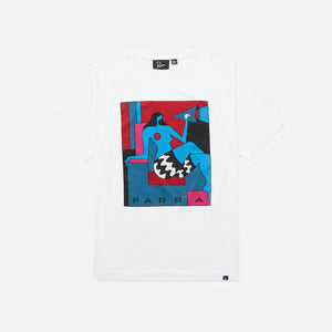by Parra Too Loud Tee - White