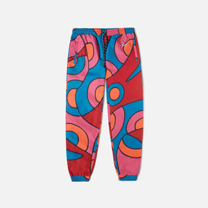 by Parra Serpent Pattern Track Pants - Multi