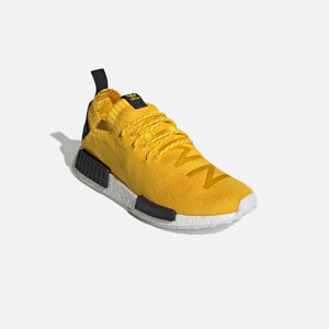 adidas NMD R1 Primeknit - EQT Yellow / Core Black