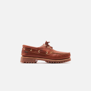Timberland x Aimé Leon Dore 3-Eye Lug - Medium Brown