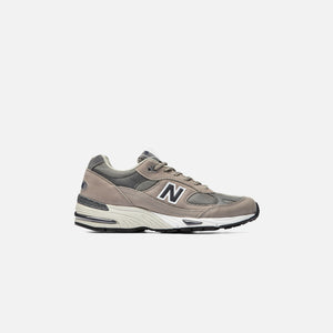 New Balance 991 Made in UK - Grey / Ivy