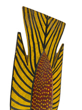 "Load image into Gallery viewer, #3650 African Colorful Fish Mask Bozo Bamana 24"" H."