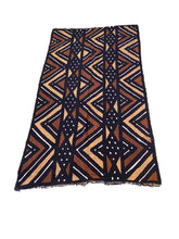 Load image into Gallery viewer, African Bogolan Mud Cloth Textile # 3081
