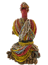 "Load image into Gallery viewer, Superb African Fali Fertility Doll Phallic Cameroon 10.75"" H"