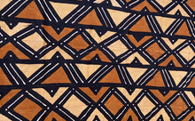 Load image into Gallery viewer, African Bogolan Mud Cloth Textile