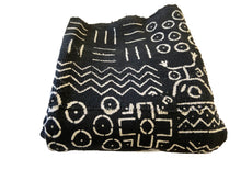 Load image into Gallery viewer, 1980s African Bogolan Mud Cloth Textile # 1925/1925A