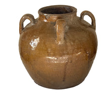 Load image into Gallery viewer, #3453 Old Asian Earthenware Pottery Storage Jar