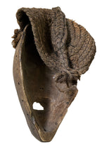 Load image into Gallery viewer, SUPERB AFRICAN I. COAST DAN CEREMONIAL DANCE MASK