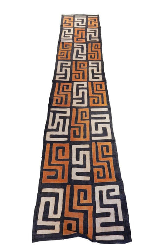 Superb  Kuba Cloth - Bushoong – DR Congo 118